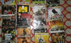 100% working PC games for sale. Each Game 100 Rs