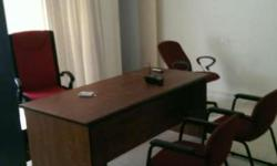 1050 sq ft fully furnished office space rent Ravipuram