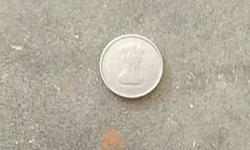 Round Silver Coin..call me on