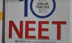 10 very similar test for neet by mtg