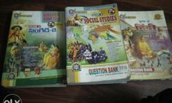 10th class books all readers nd question banks