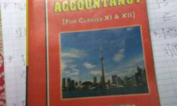 11/12 Accountancy Book. by Basu & Dutta.