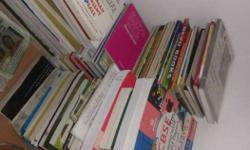 Used Guides and Text books for 12 CBSE. Including all