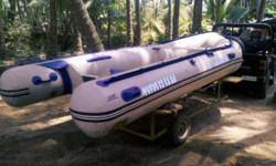 2010 Manufactured Sea Eagle UsedInflatable Boat Model14