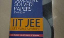 14 Years Objective Solved Papers 2003-2016