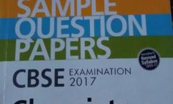 15 Chemistry Sample Paper for CBSE board exam class12