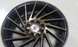 "16"" Alloy Wheels 100/108 pcd 8 holes. Suitable for"