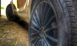 16 inch alloys selling for uprgrading to 17 inch