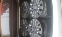 16 inch mercedes c220 alloys 112 pcd suitable for all
