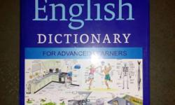1700 pages Advance English Dictionary along with seal