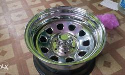 17inch 9j off-road alloys Suitable for : fortuner,