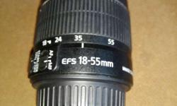 18-55 lens with UV filter