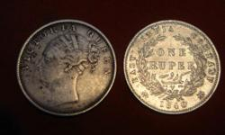 I want to sell my 1840 silvercoin of two hairbands