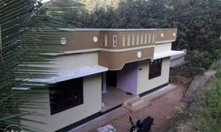 18 cent house and plot for sale at nedumangad