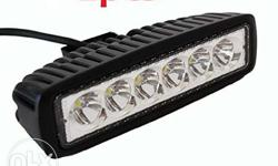 18 watts 7 inch led bar 2 piece Ship all over India