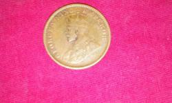 1936 one quarter Anna coupar quain