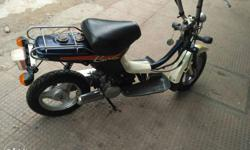 Here I have a antique Honda Caren 50cc 1983 model