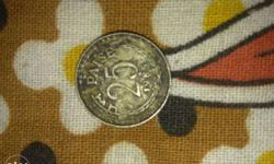 1985 25 Indian Paise Coin