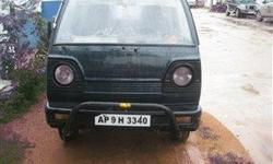 Vehicle information 1994 Maruti Suzuki Omni 5-STR for