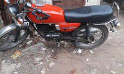 Yamaha rx 135 4 speed good condition nice tyre vell