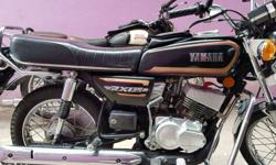 Rx 135, converted 5 speed Good condition