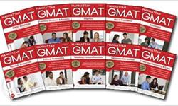 manhattan GMAT 6th edition - complete set of 10