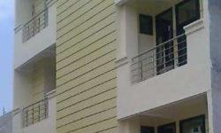 => 1 BHK Builder Flat on second floor in 3 story