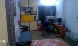 1 bhk house at second floor with front facing, 24 hour