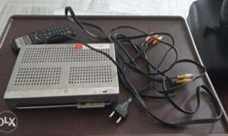 1 Hathway set top box,1000, quite a old one but