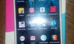 1 year old swipe elite plus mobile good condition 4g
