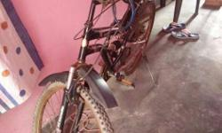 1year 6months old bicycle in good condition