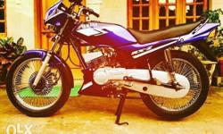 Yamaha rxz 5speed MH registration without NOC. Bike is