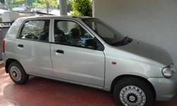 Alto LX model (manufactured on 2002 and registered on