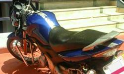 2005 model Honda unicorn Good condition, Blue color New