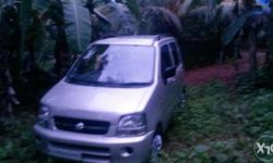 Wagon r lxi 2005 front glass changed