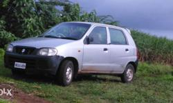 alto car good condition petrol with gas and quality dj