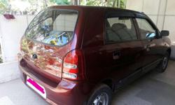 Good condition alto lx.. Superb car..well maintained..
