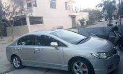 Honda civic Automatic 4th owner