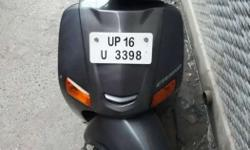 Good condition honda eterno scooter 4 stock gear vala