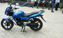 Bajaj Pulsar 180cc 2009 model 41500 kms driven. 2nd