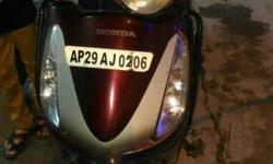 I want sell my Honda aviator Good condition New battery