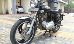 Royal enfield electra 2009 model with iron cast engine