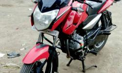 pulsar 135 LS in awesome conditions and both tyres are