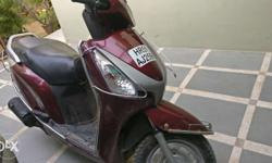 2010 Honda Aviator 19050 Kms