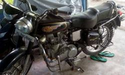 2010 Royal Enfield Bullet 11000 Kms