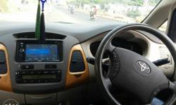 Innova v model full loaded air bag sony screen touch