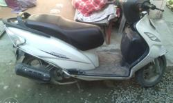 White colour in very good condition self start with