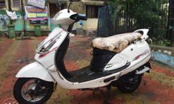 My scooter mahindra DURO,2011 model,good condition,well