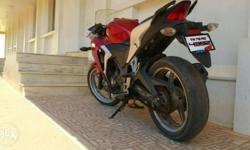 Cbr 250 with ABS good condition price negotiable, 2013