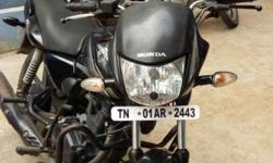 My Honda shine Bike in good condition single owner all